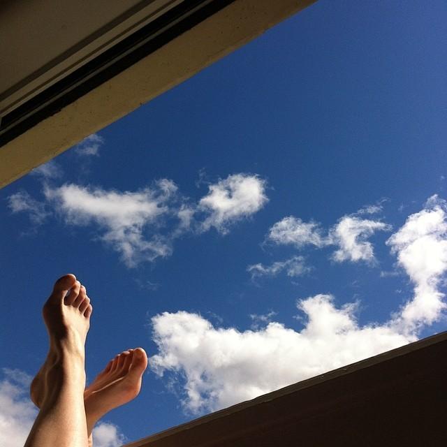 Mathilde Warnier Feet