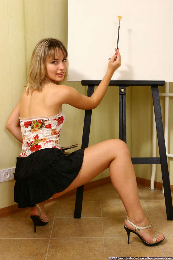 Natalia Volkova Feet