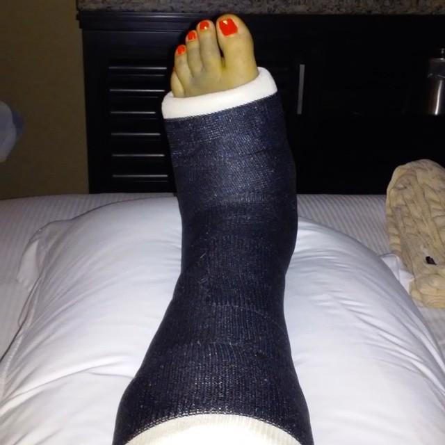 Ivelisse Velez Feet