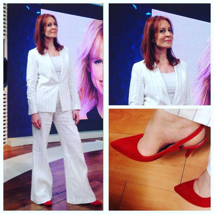 Matilda Blanco Feet
