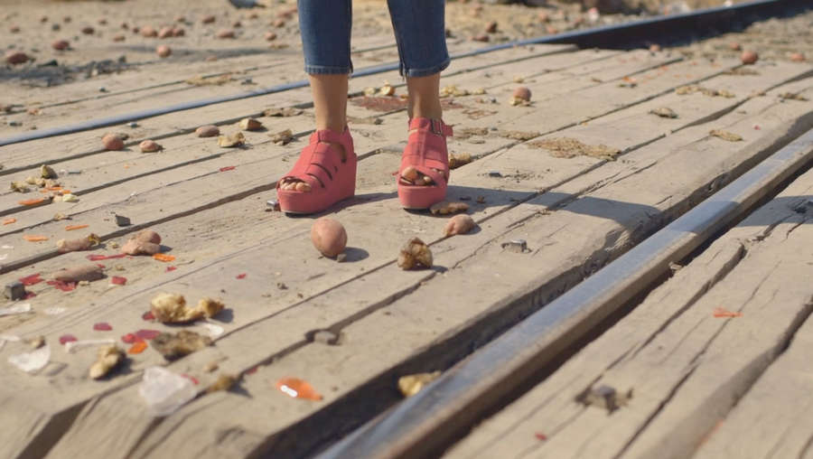 Elisa Zulueta Feet
