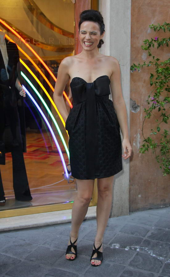 Giorgia Sinicorni Feet