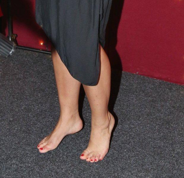 Jitka Cvancarova Feet