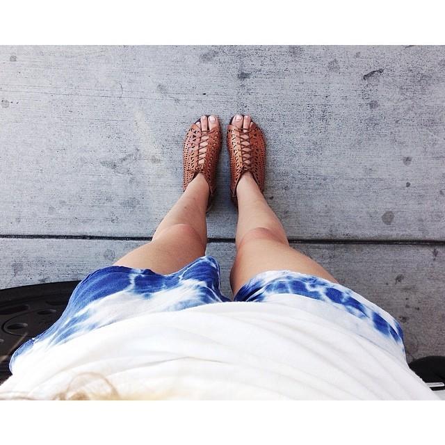 Zsa Zsa Inci Burkle Feet