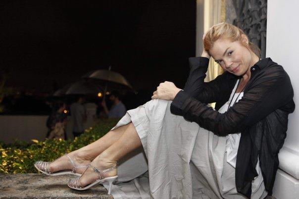 Alexia Dechamps Feet