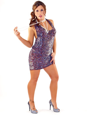 Mickie James Feet
