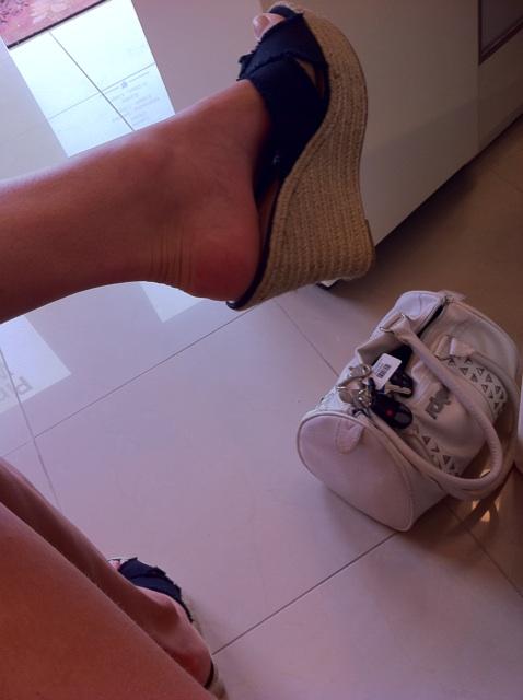 Lindsay Hayward Feet