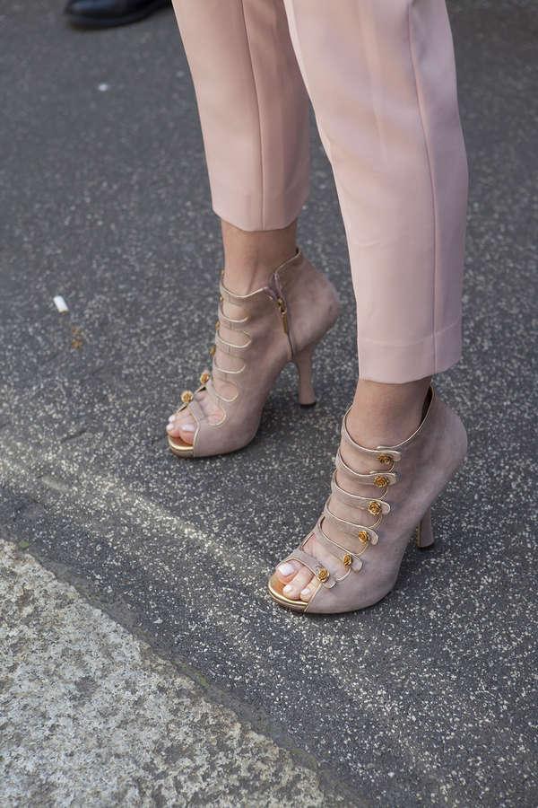 Barbara Snellenburg Feet