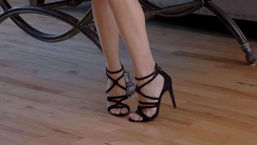 Marie Pier Morin Feet