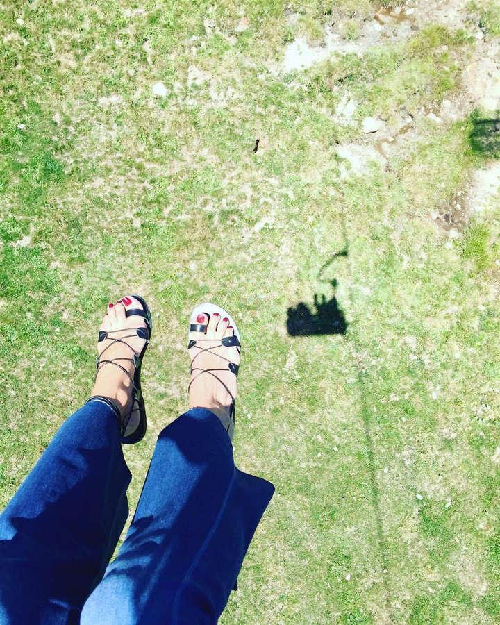Veronika Heilbrunner Feet