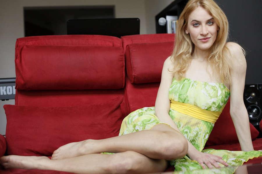Marie Kruzikova Feet