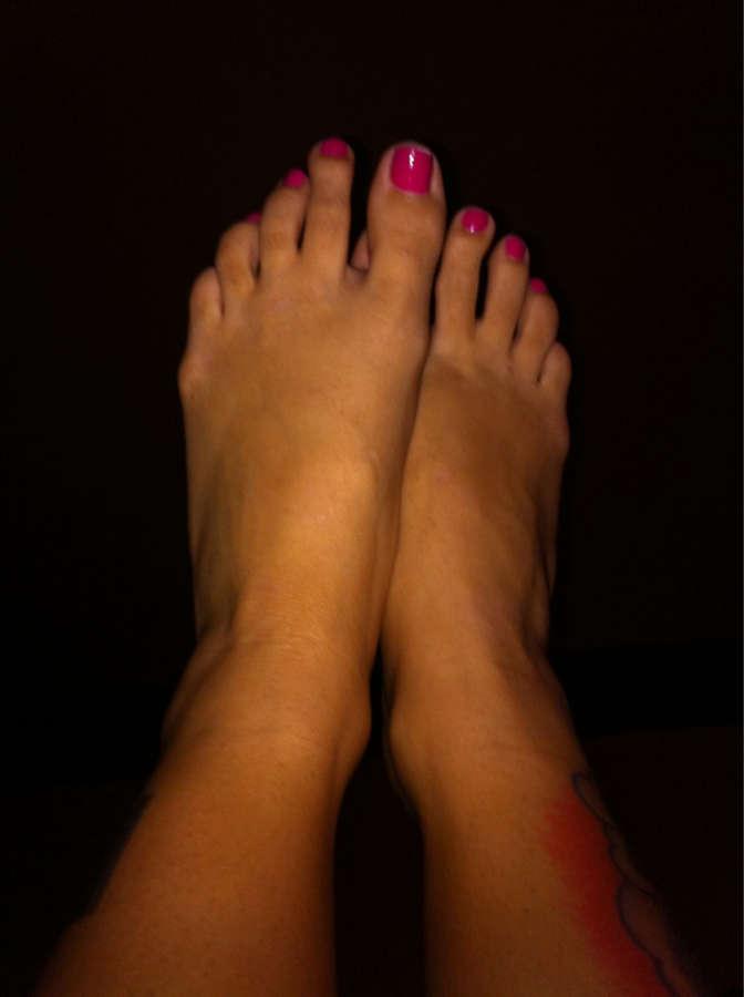 Teagan Presley Feet