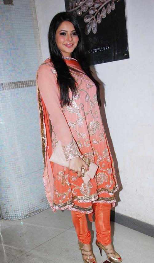 Aamna Shariff Feet