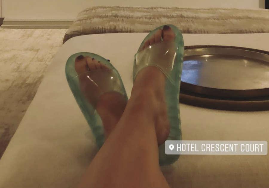 Kathryn Dunn Feet