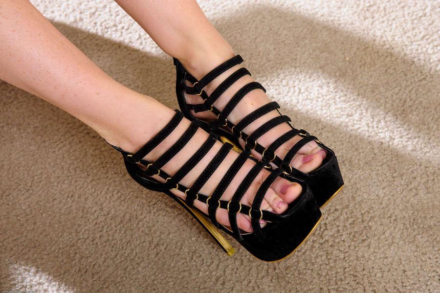 Alex Tanner Feet