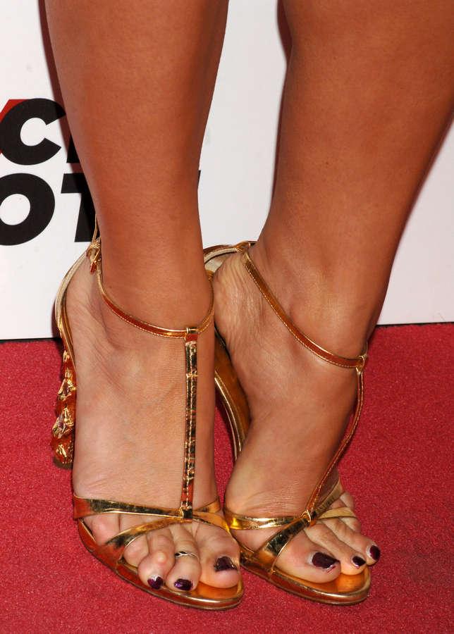Aubrey ODay Feet