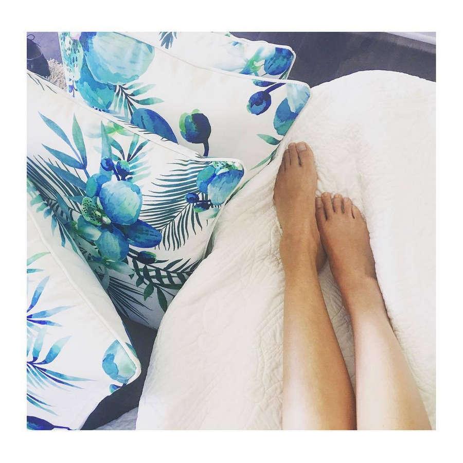 Roelene Coleman Feet