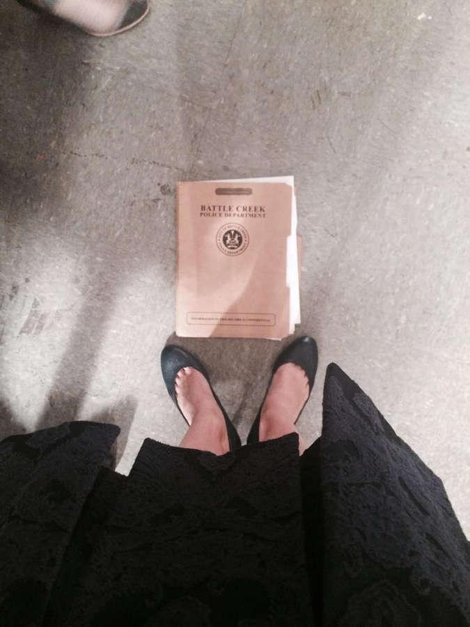 Aubrey Dollar Feet