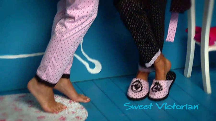 Maria Eugenia Suarez Riveiro Feet