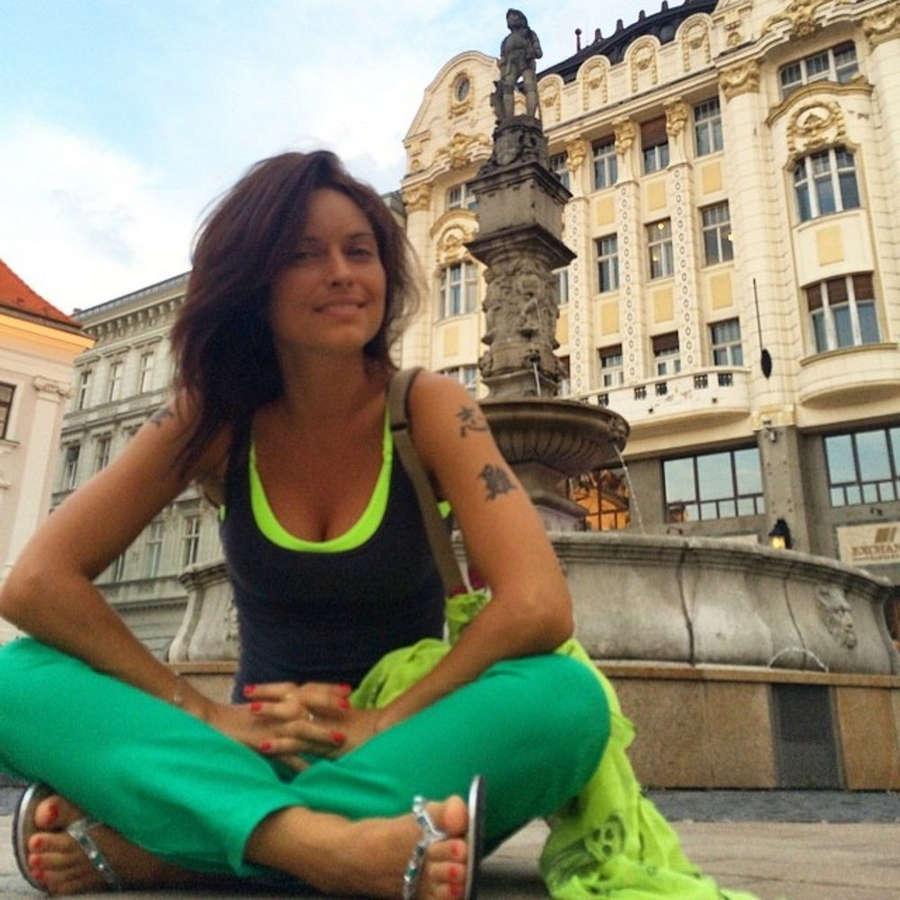 Tatyana Gerasimova Feet