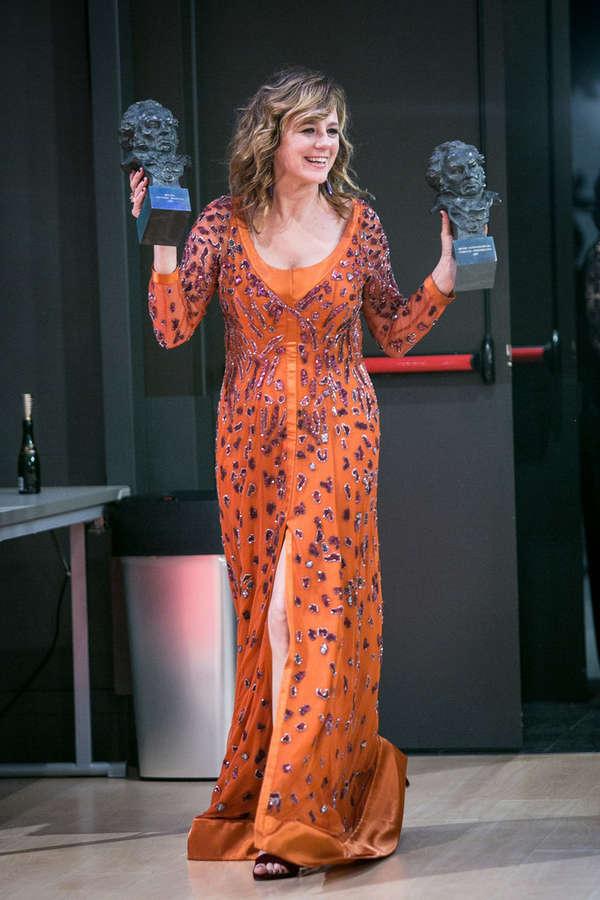 Emma Suarez Feet