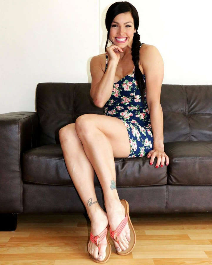 Paloma Fiuza Feet
