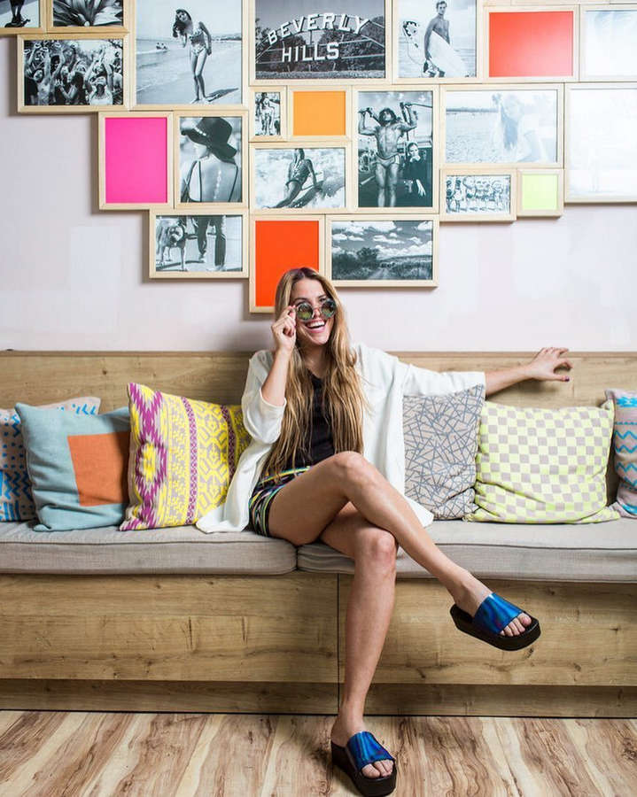 Francesca Garcia Miro Feet
