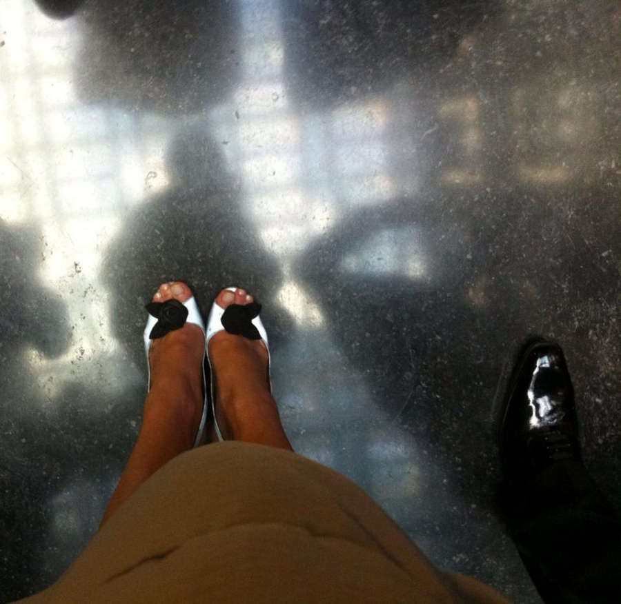 Agne Jagelaviciute Feet
