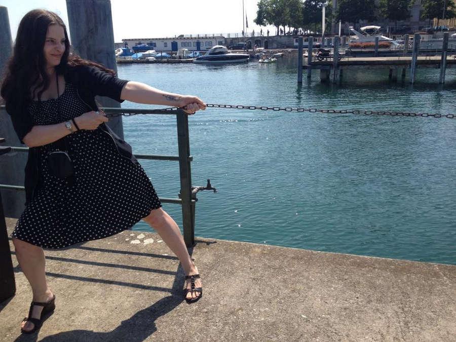 Anna Murphy Feet