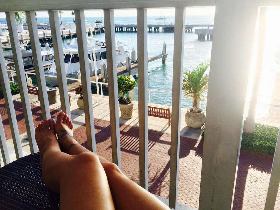 Tabitha Stevens Feet