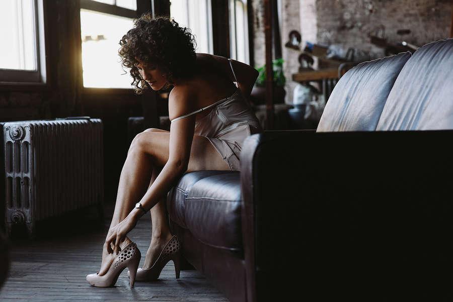 Cyrille Aimee Feet
