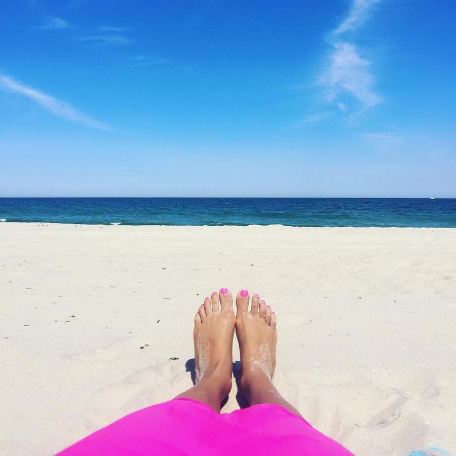 Morgan Radford Feet