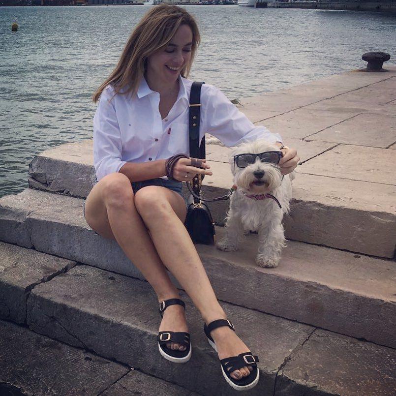 Marta Hazas Feet