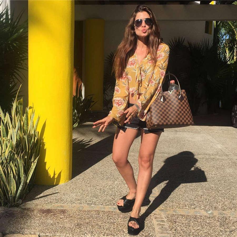 Lorena Barreiro Feet