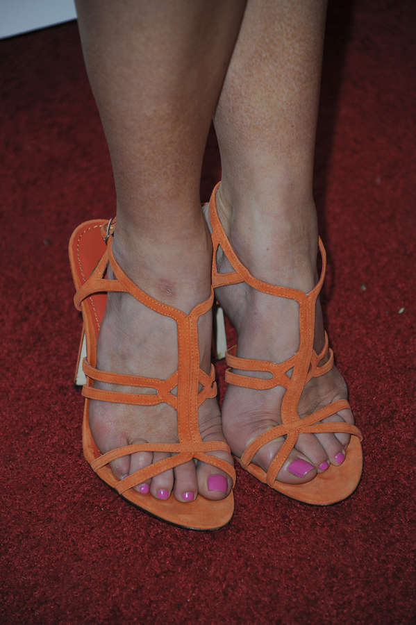 Ali Fedotowsky Feet