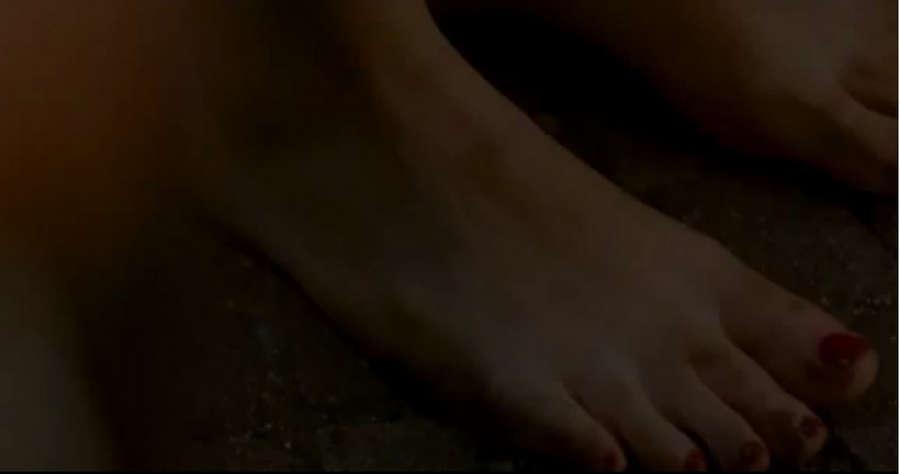 Giovanna Mezzogiorno Feet