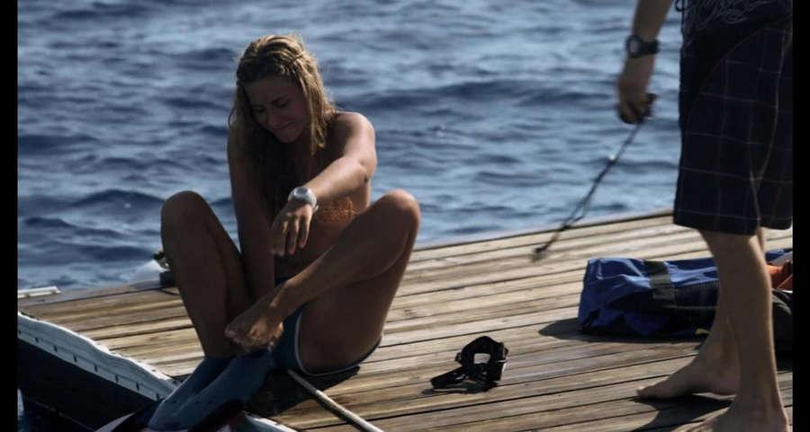 Caitlin Wachs Feet