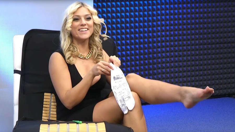 Katie Steiner Feet