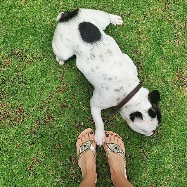 Claudia Alvarez Feet