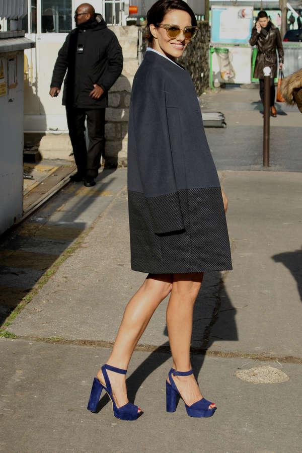 Adriana Abascal Feet