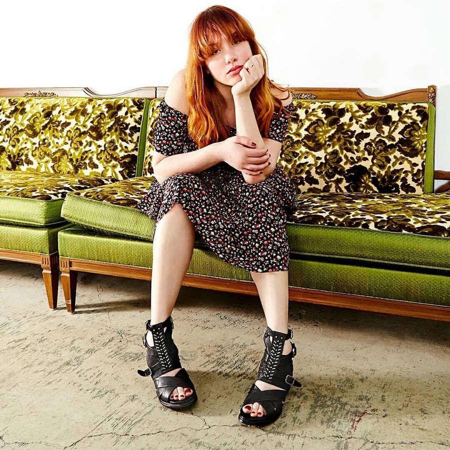 Chelsea LeSage Feet
