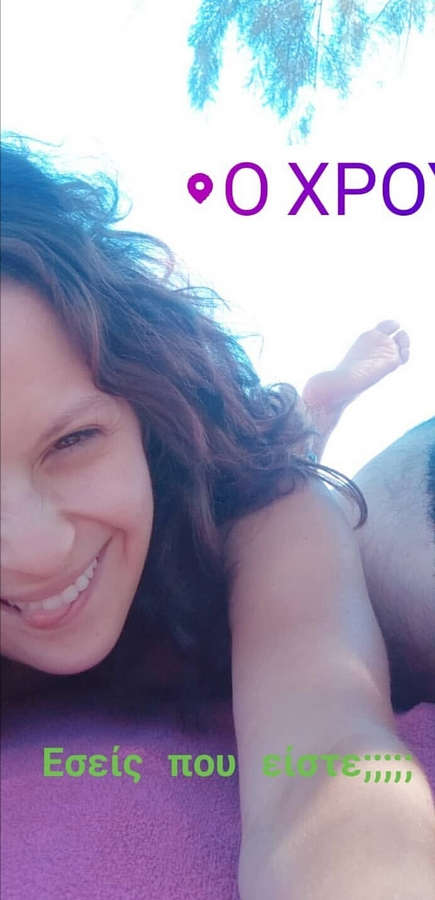 Martina Demopoulou Feet