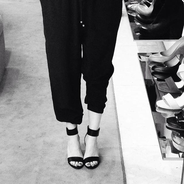 Allison McNamara Feet