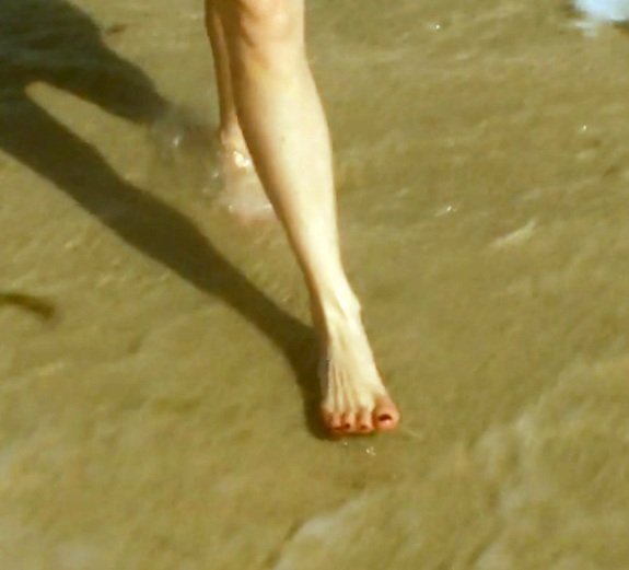 Elodie Frege Feet