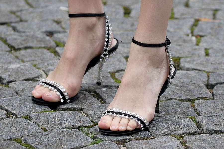 Stacy Martin Feet