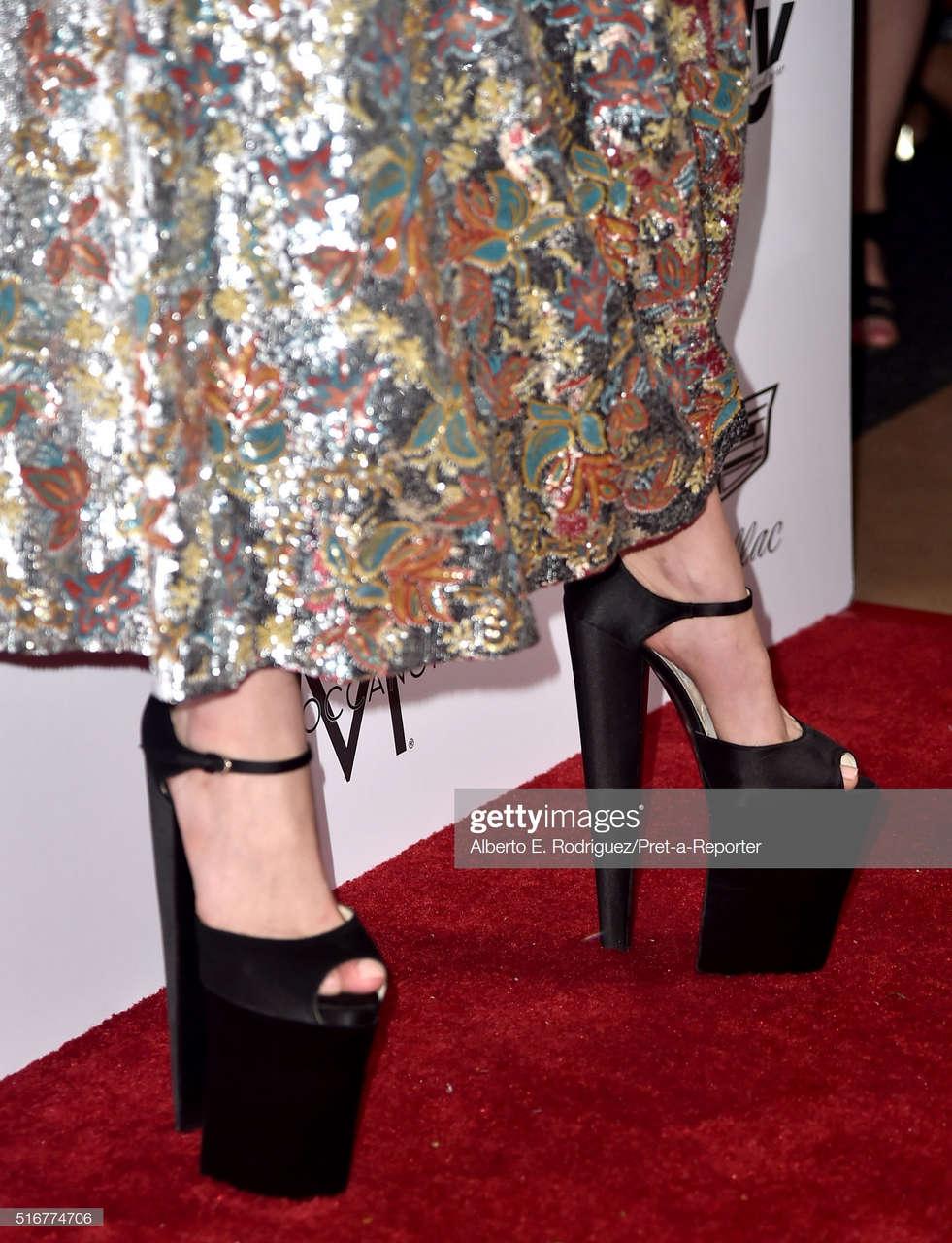 Lady Gaga Feet