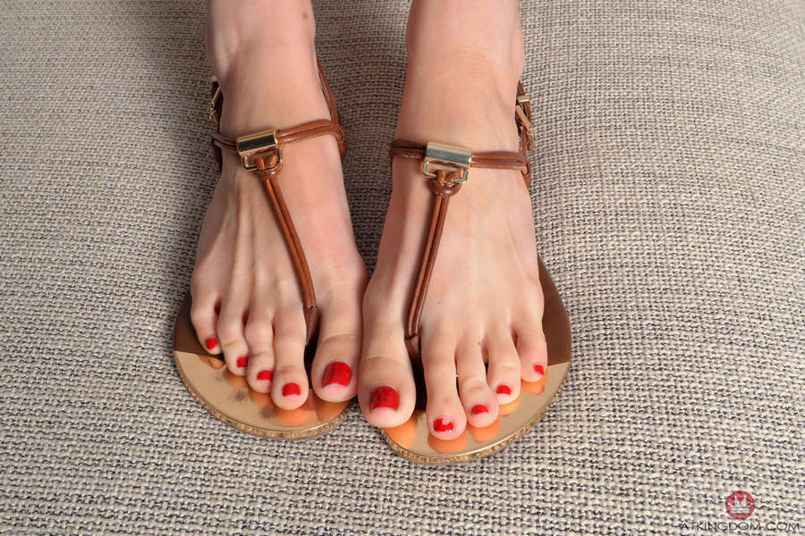 Roxy Nicole Feet