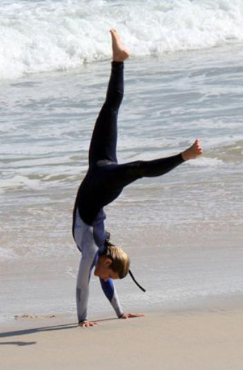 Carolina Dieckmann Feet