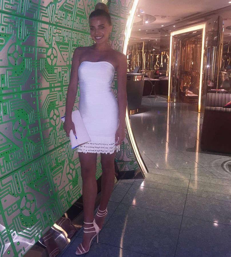 Olena Khamula Feet