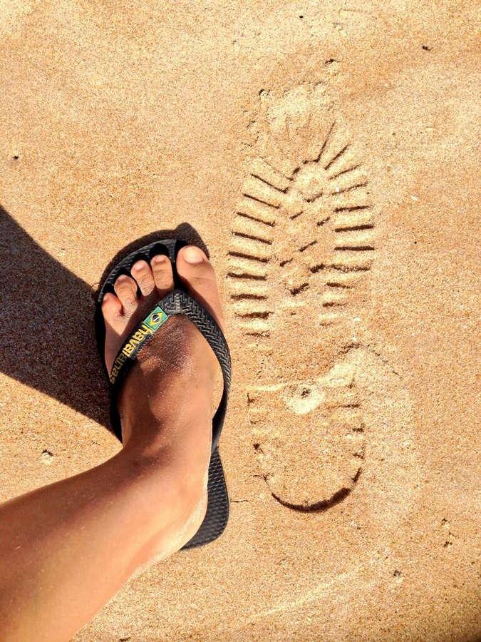 Aura Garrido Feet